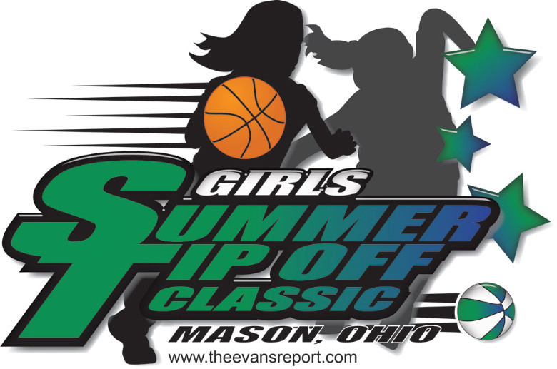 Girls Youth Basketball Camp Logo