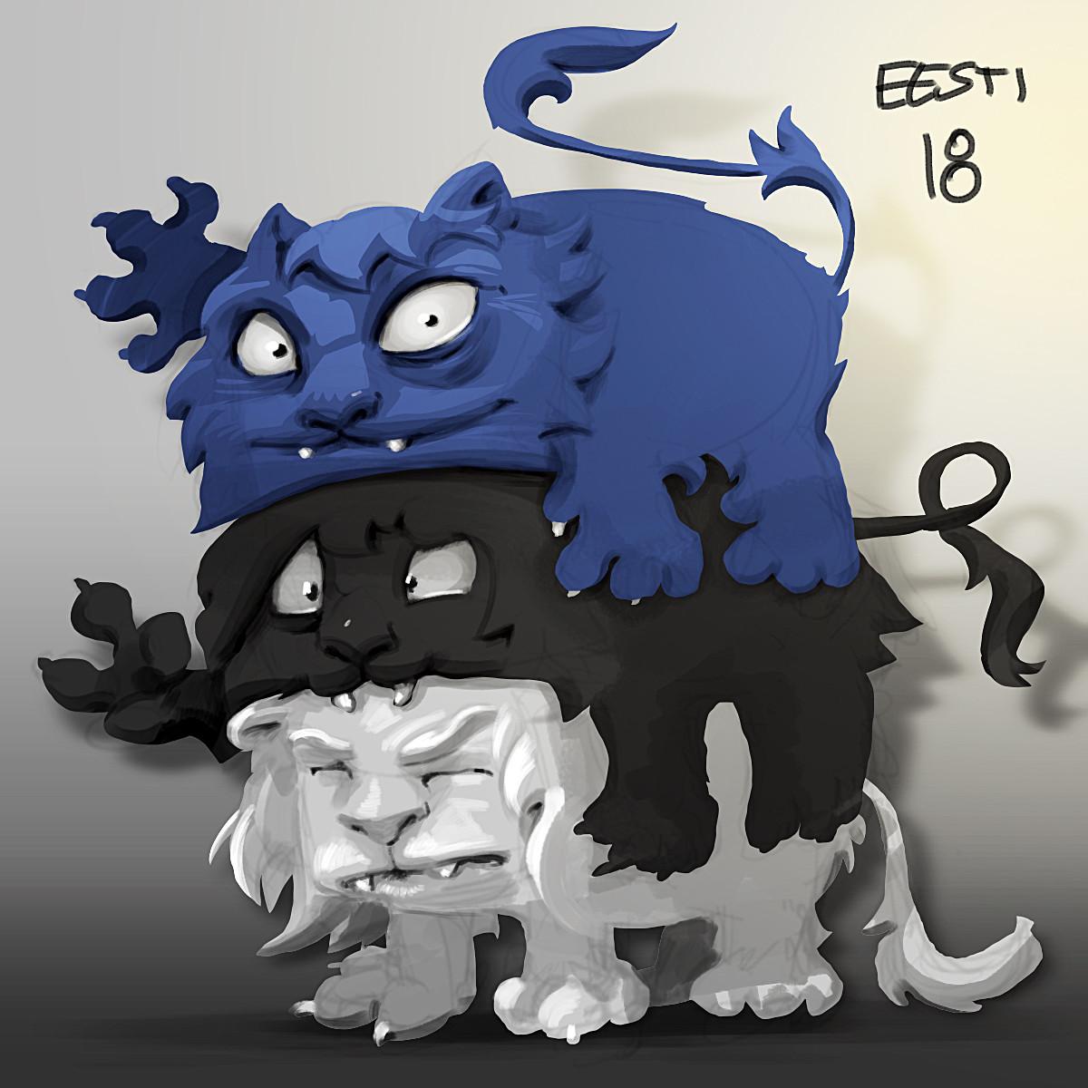 Ed labetski lions