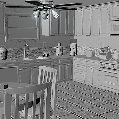 Kenan vickstrom kitchen