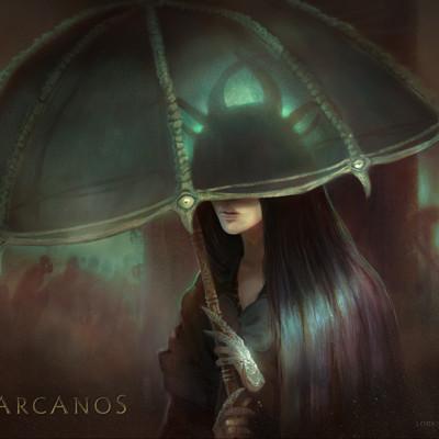 Lorenn tyr demonio arcanos by l tyr