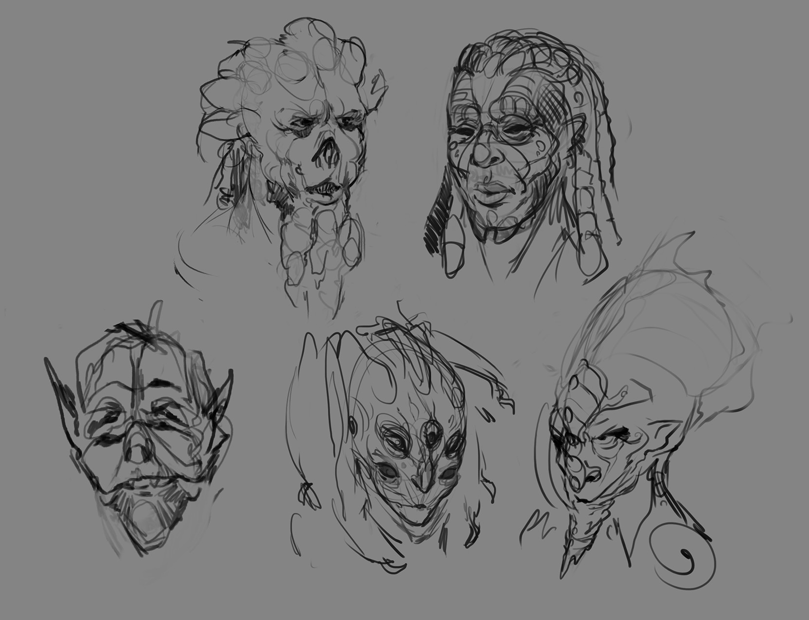 William Hoglund Mayer Tzimisce Vampire Concepts The only thing i remember there is the mummy thing on a table. tzimisce vampire concepts