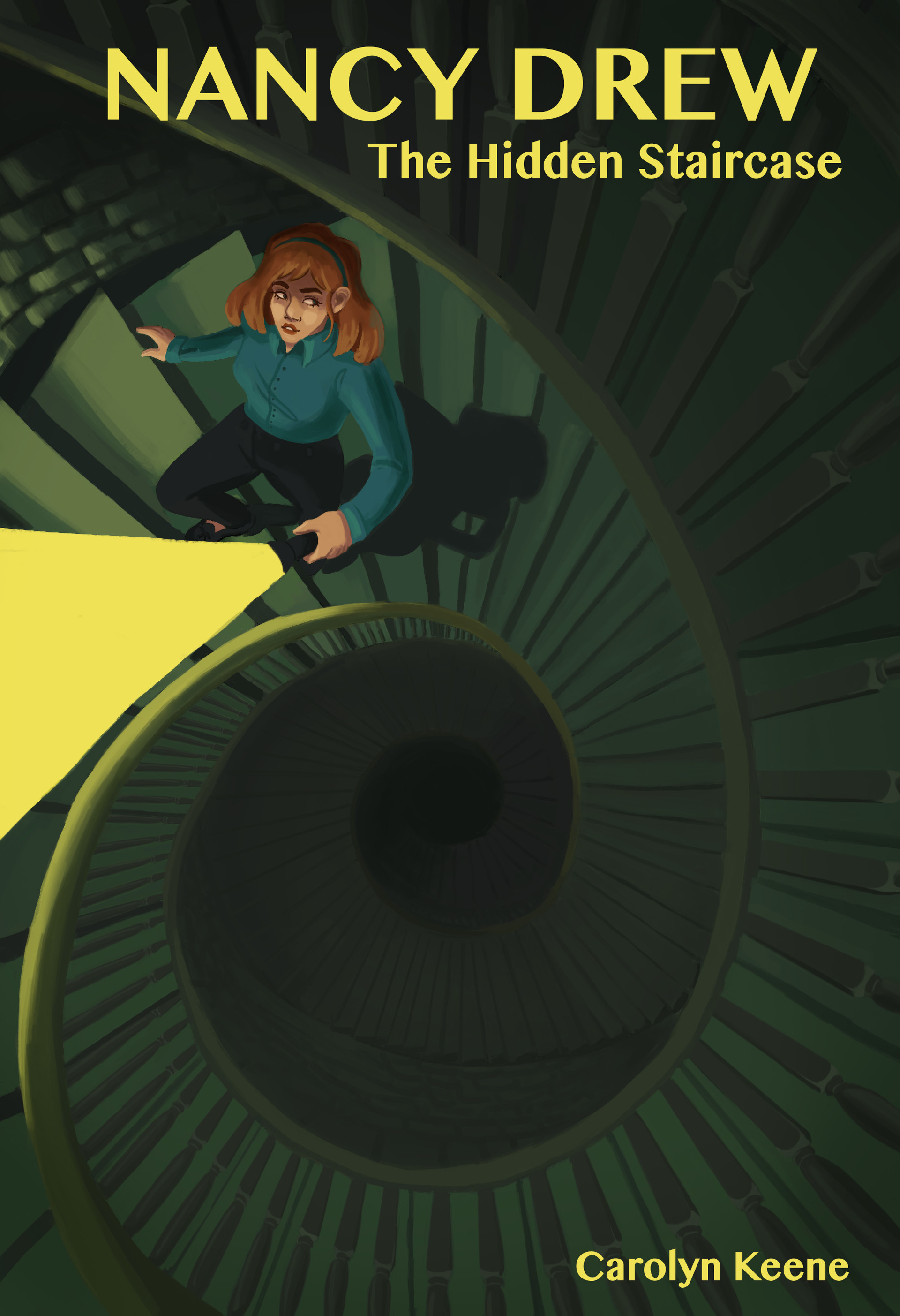 Review Films Nancy Drew And The Hidden Staircase That inspiration @KoolGadgetz.com