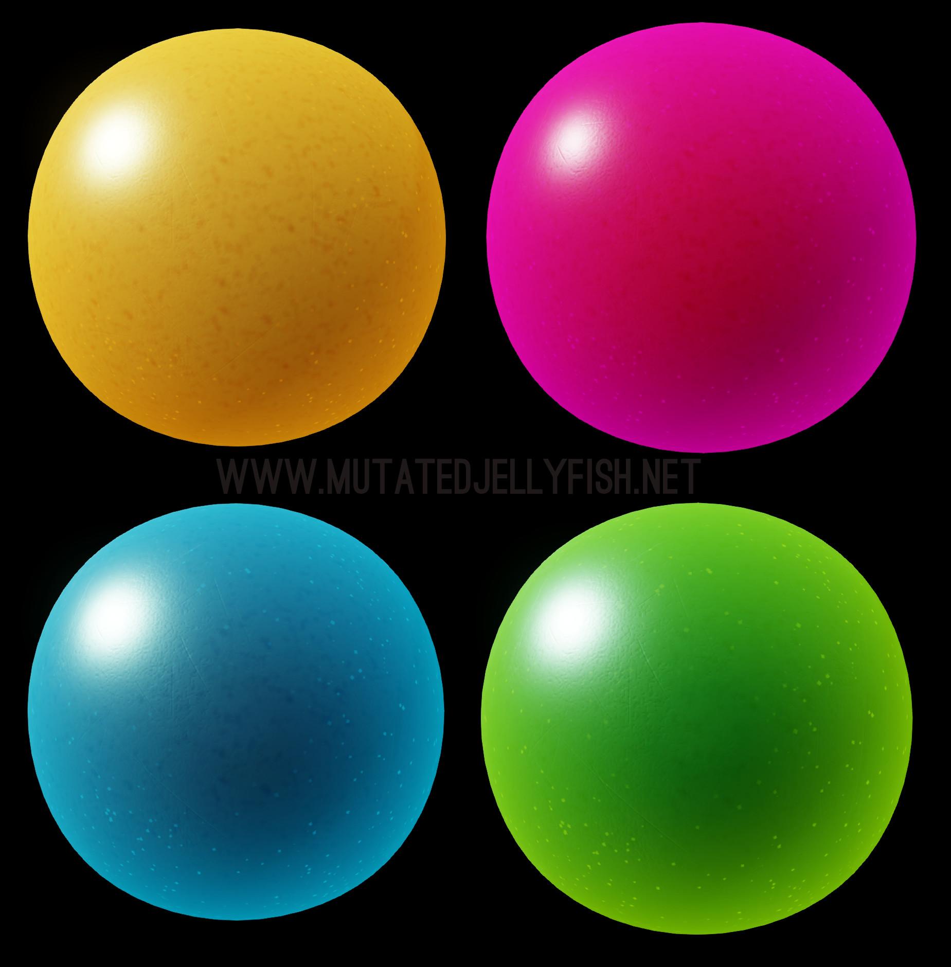 Worth dayley spheres 06