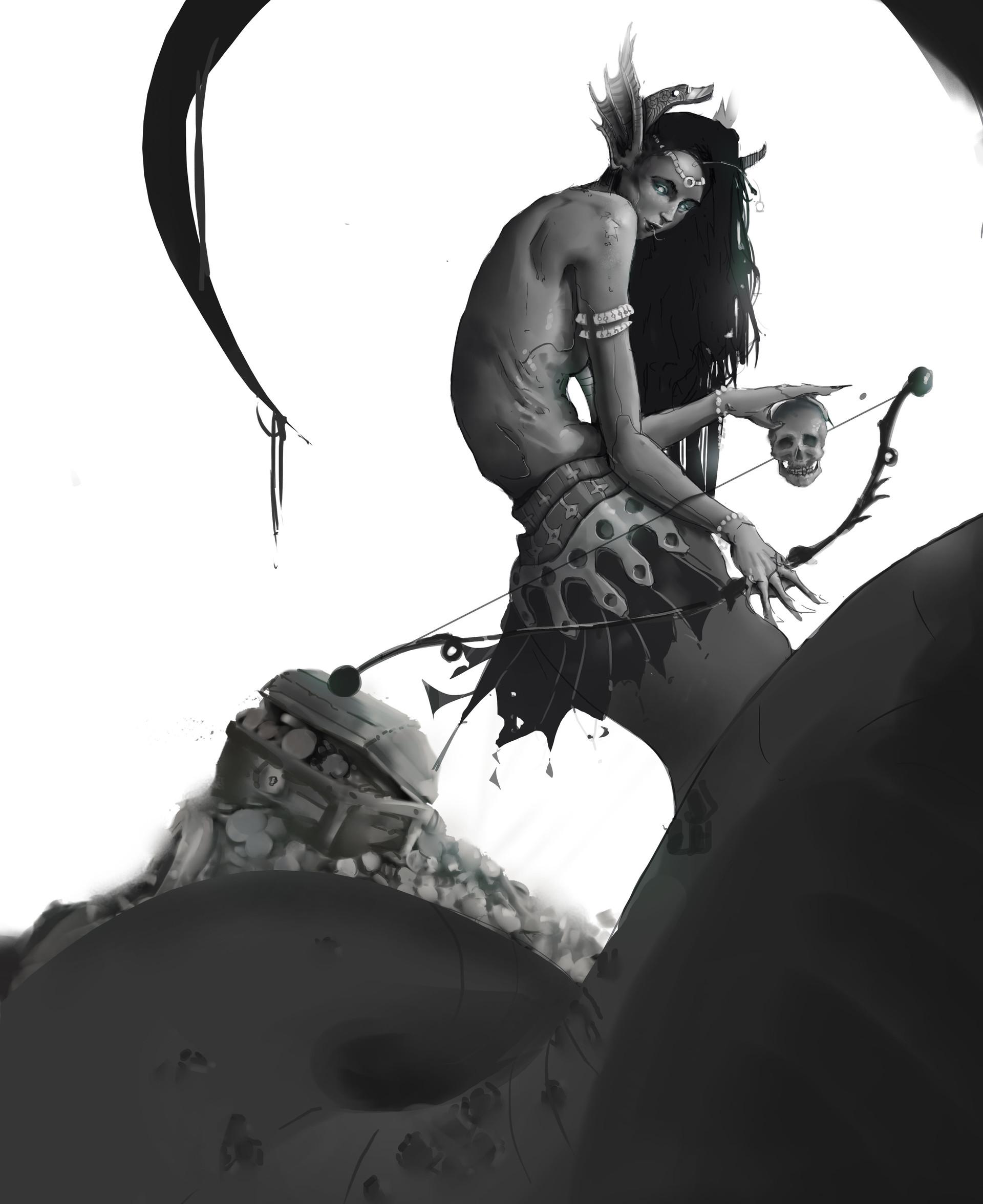 Boyan kazalov mermaid