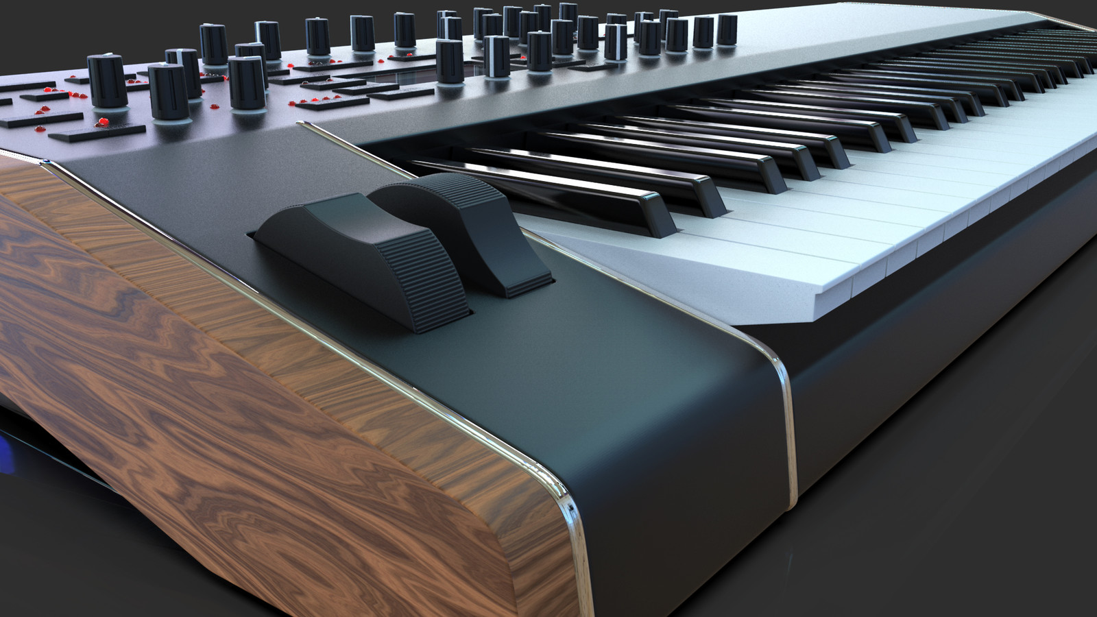 Software Synth Product Renders