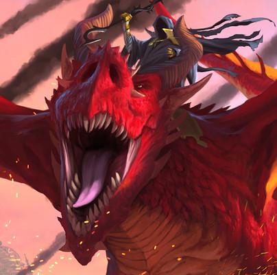 Alfven ato dragon chase