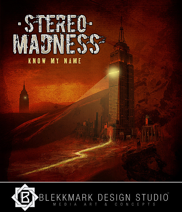 C A B  Blekkmark - Stereo Madness - Know My Name