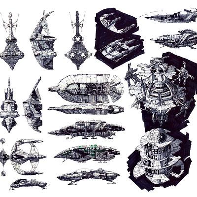 Midhat kapetanovic space stuff