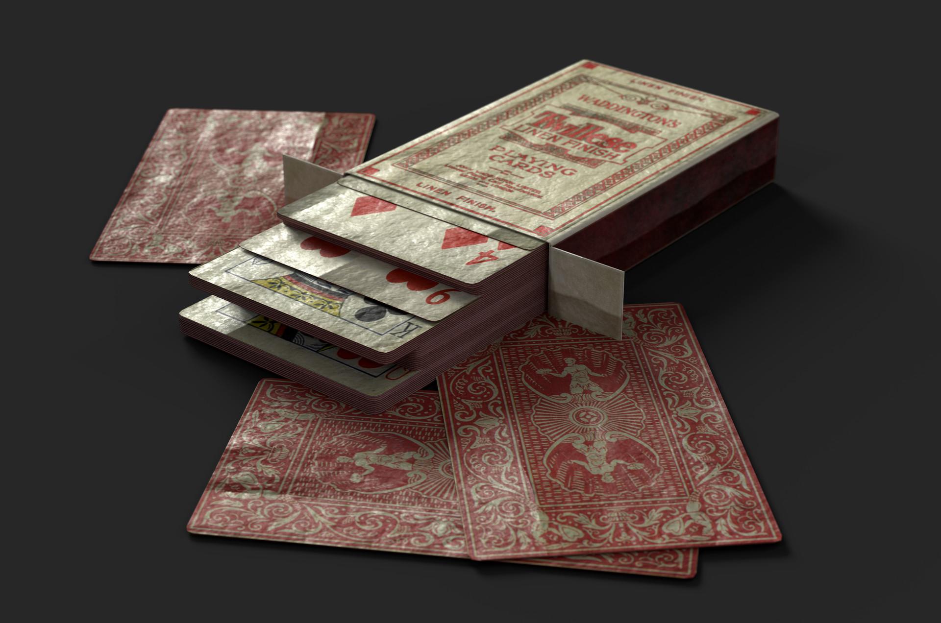 Mark ranson cards