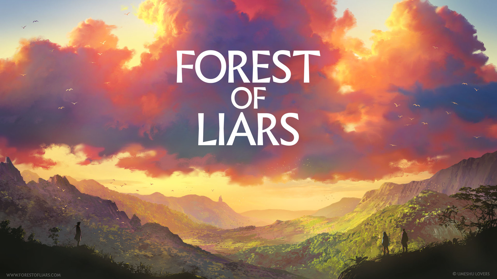 Forest of Liars announcement