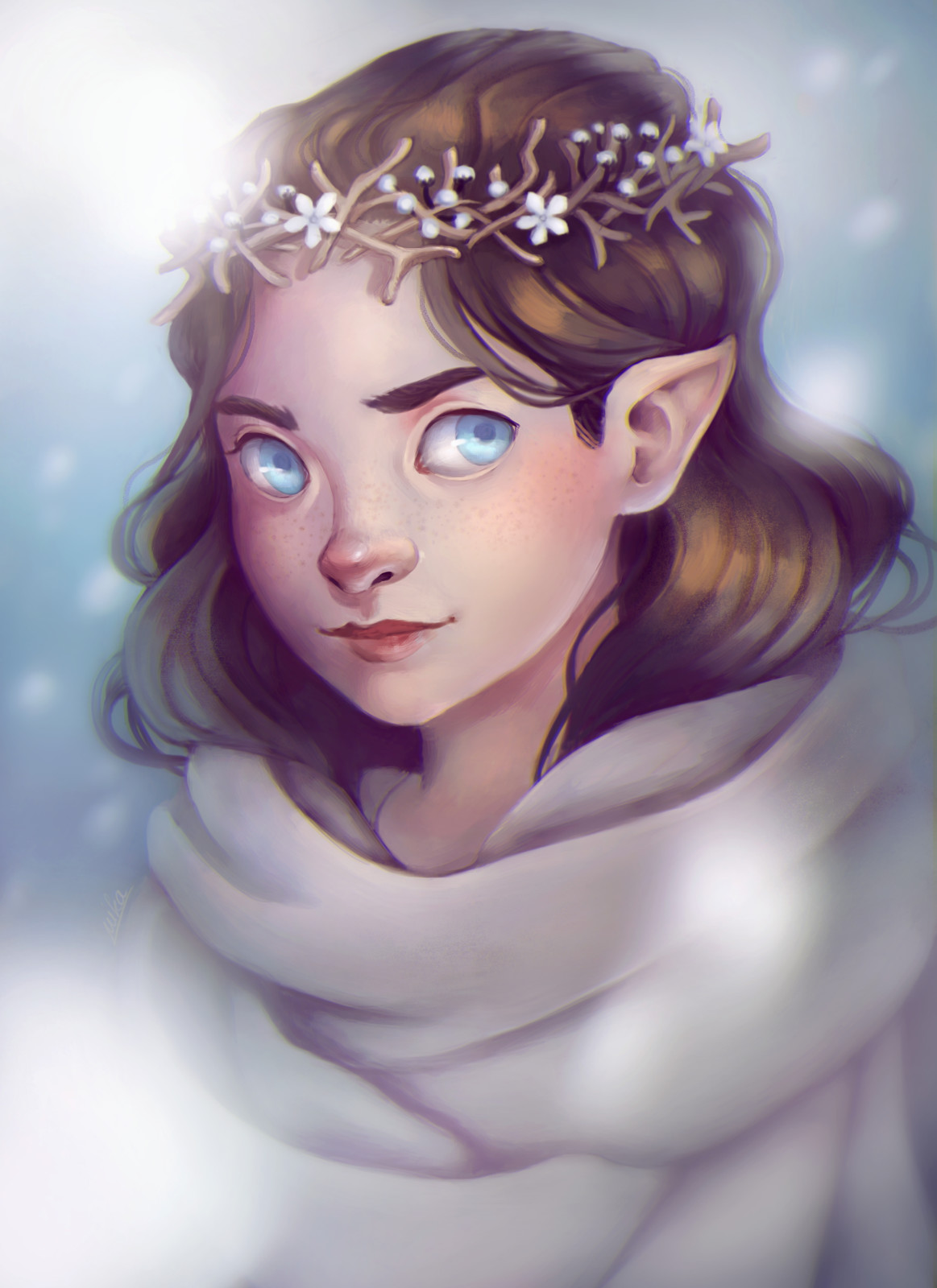 Elysian Wayfarer