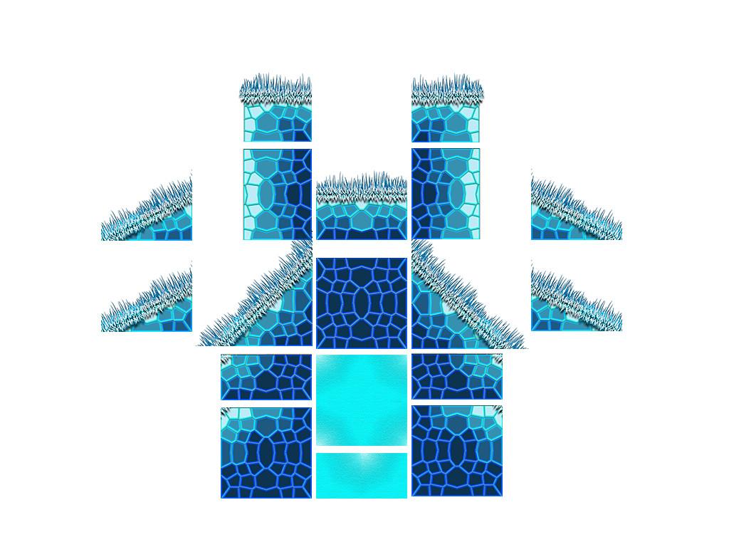 Ice level sprites (fixtures)