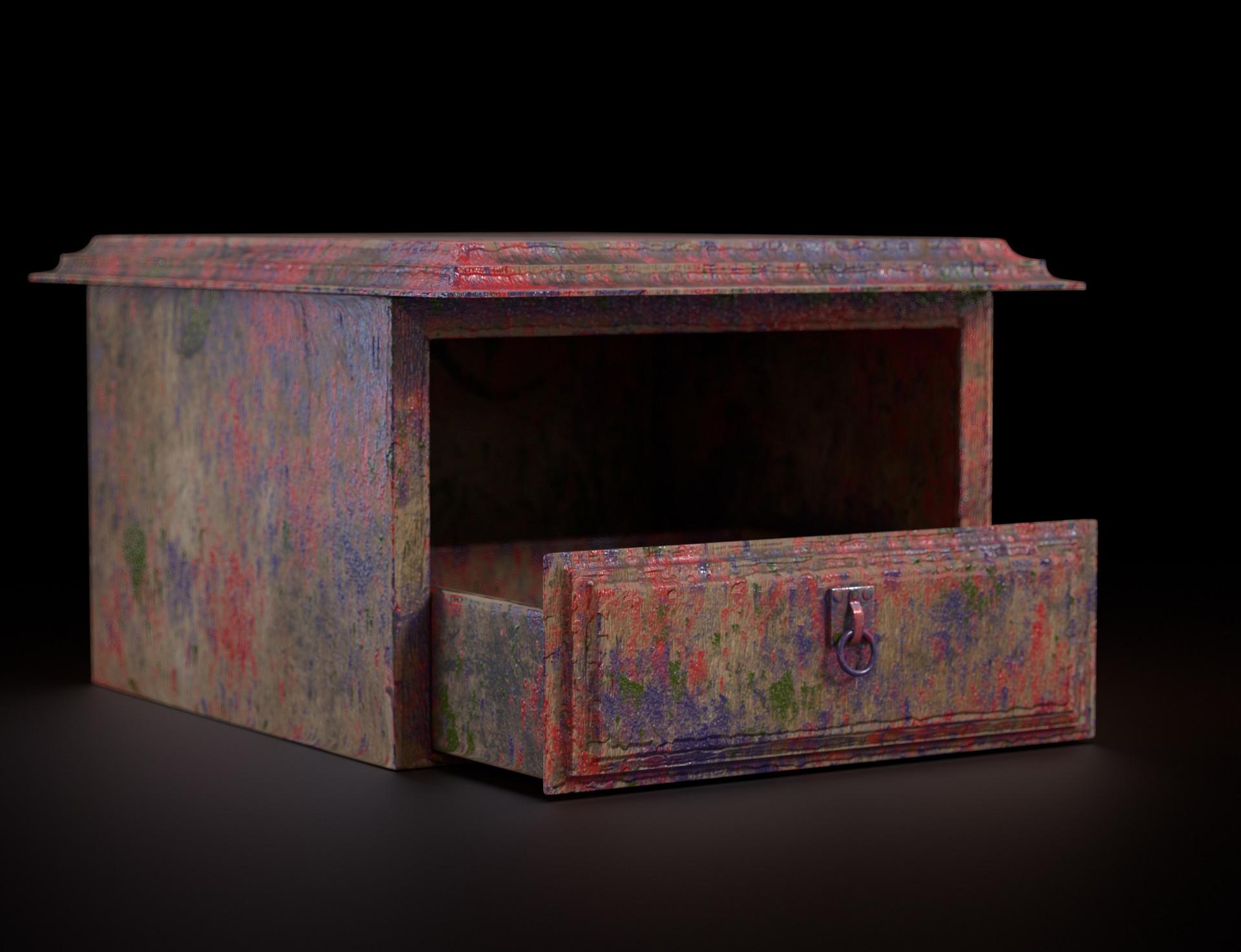 Dawid cencora drawer