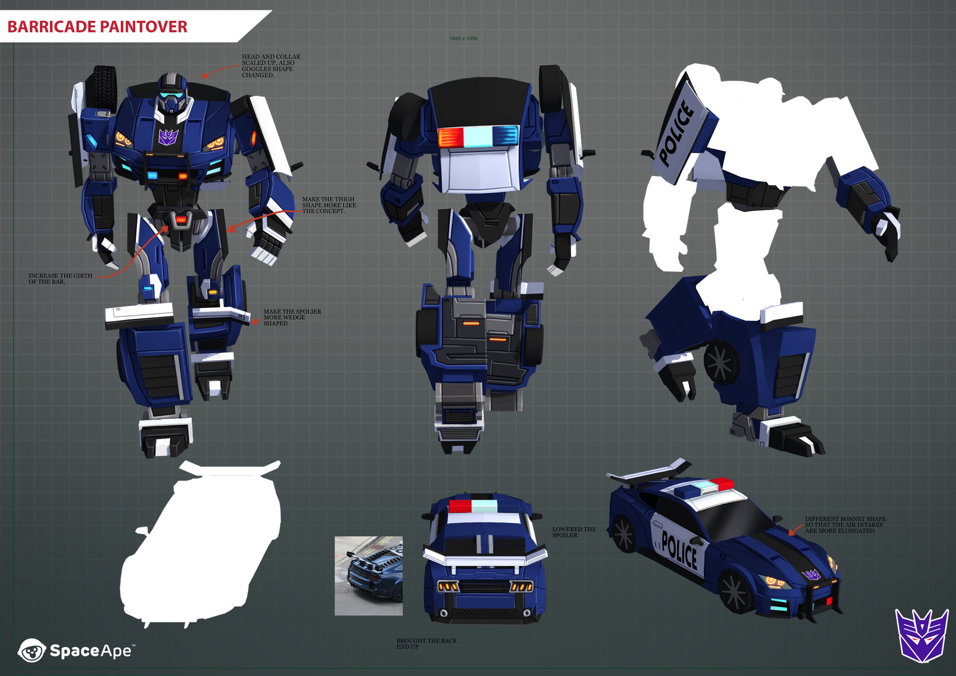luke kendall - transformers  earth wars