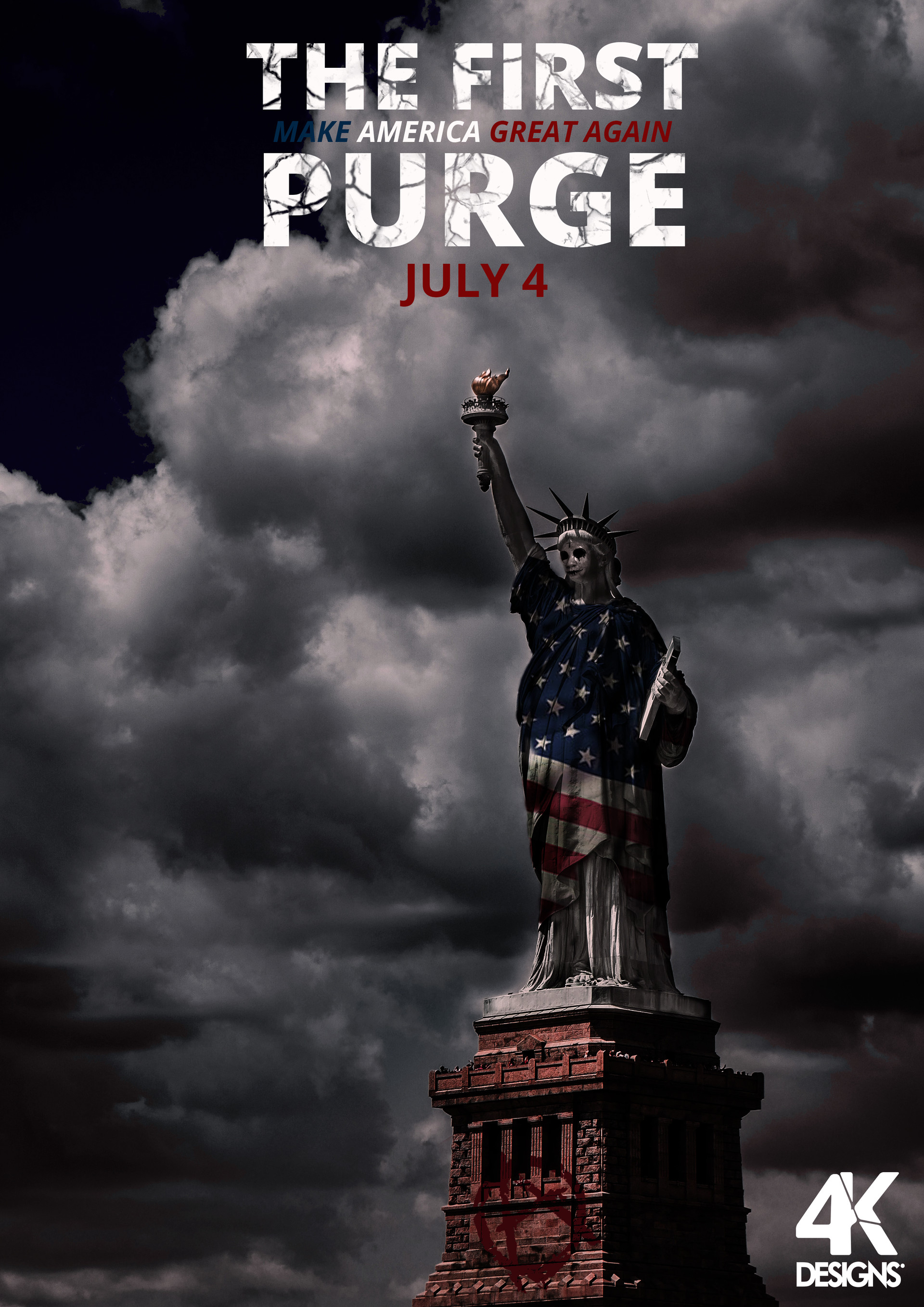 Lukas groh the purge