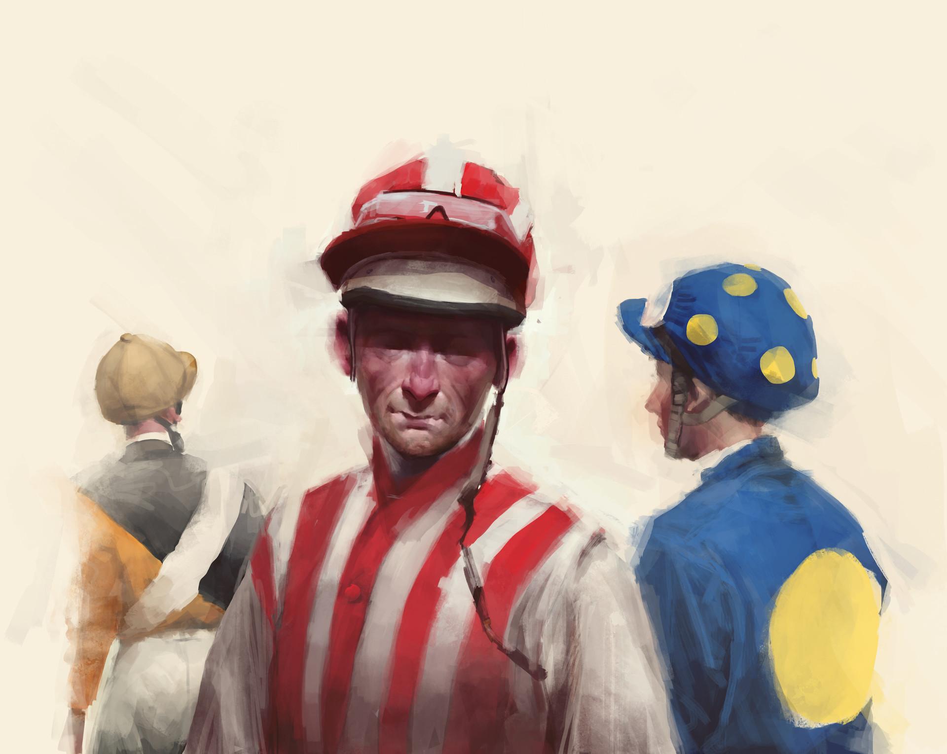 Luca boni jockey2
