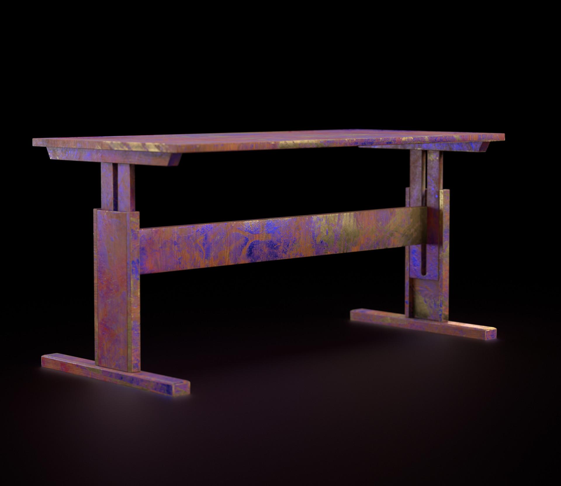 Dawid cencora skins desk