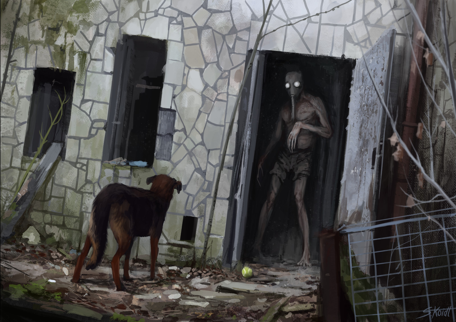 A Chernobyl Horror Story 1