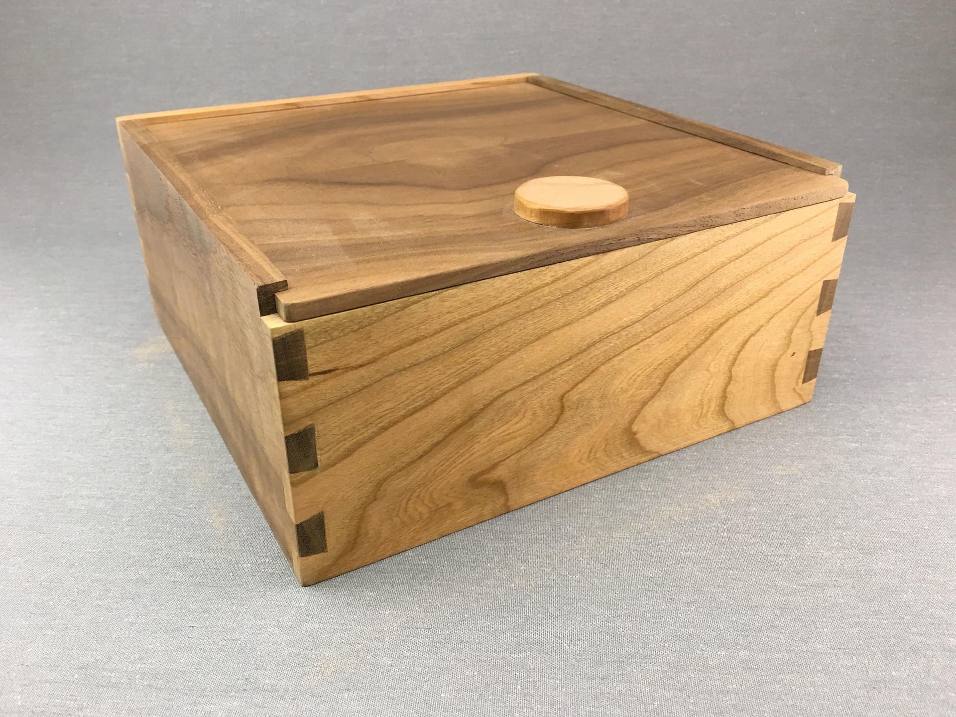 Artstation Dovetail Joint Box Erica Wilks