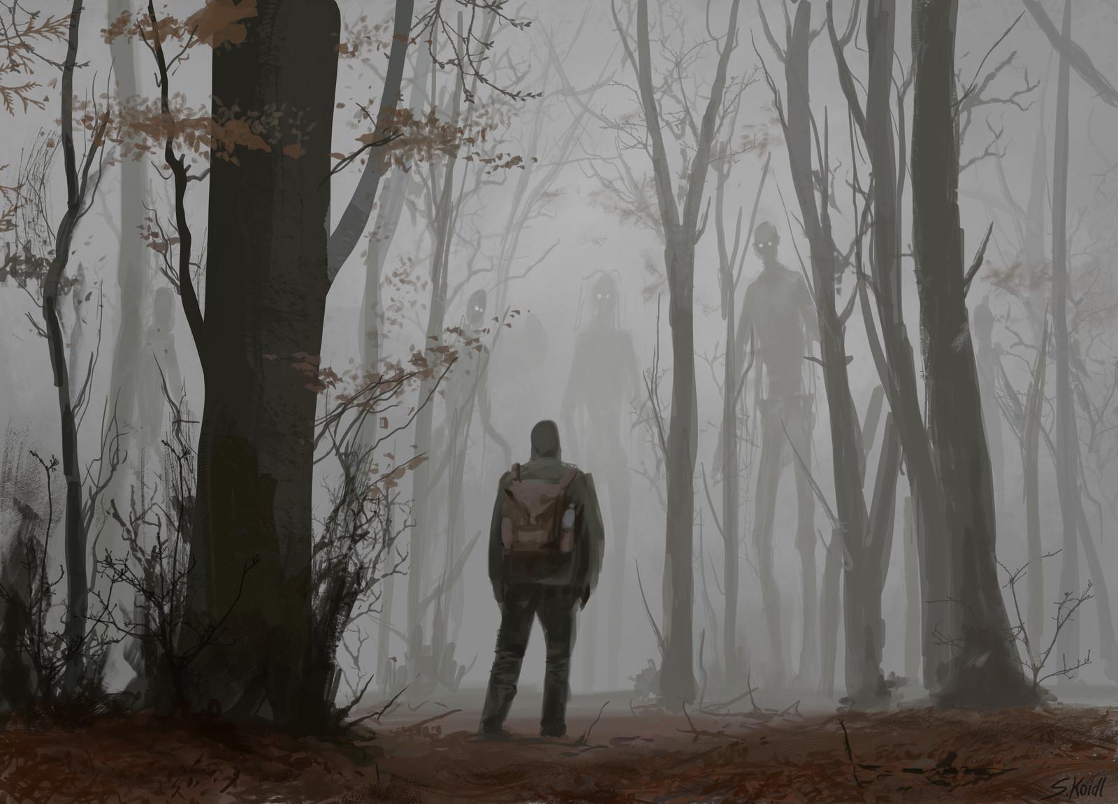 Silent watchers