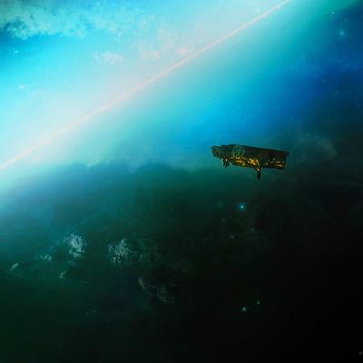 Oleg danylenko space
