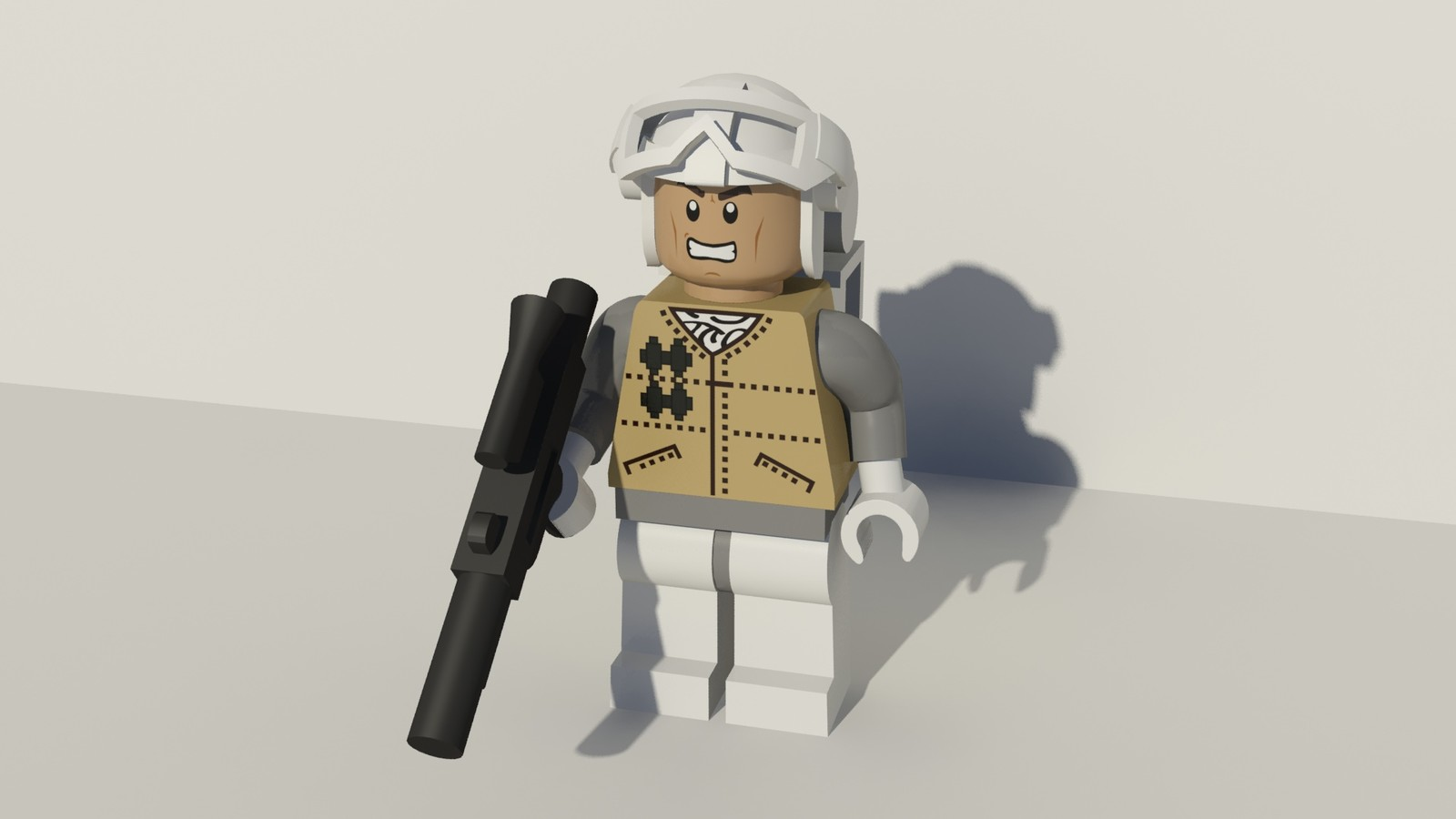 Lego Star Wars Hoth Character