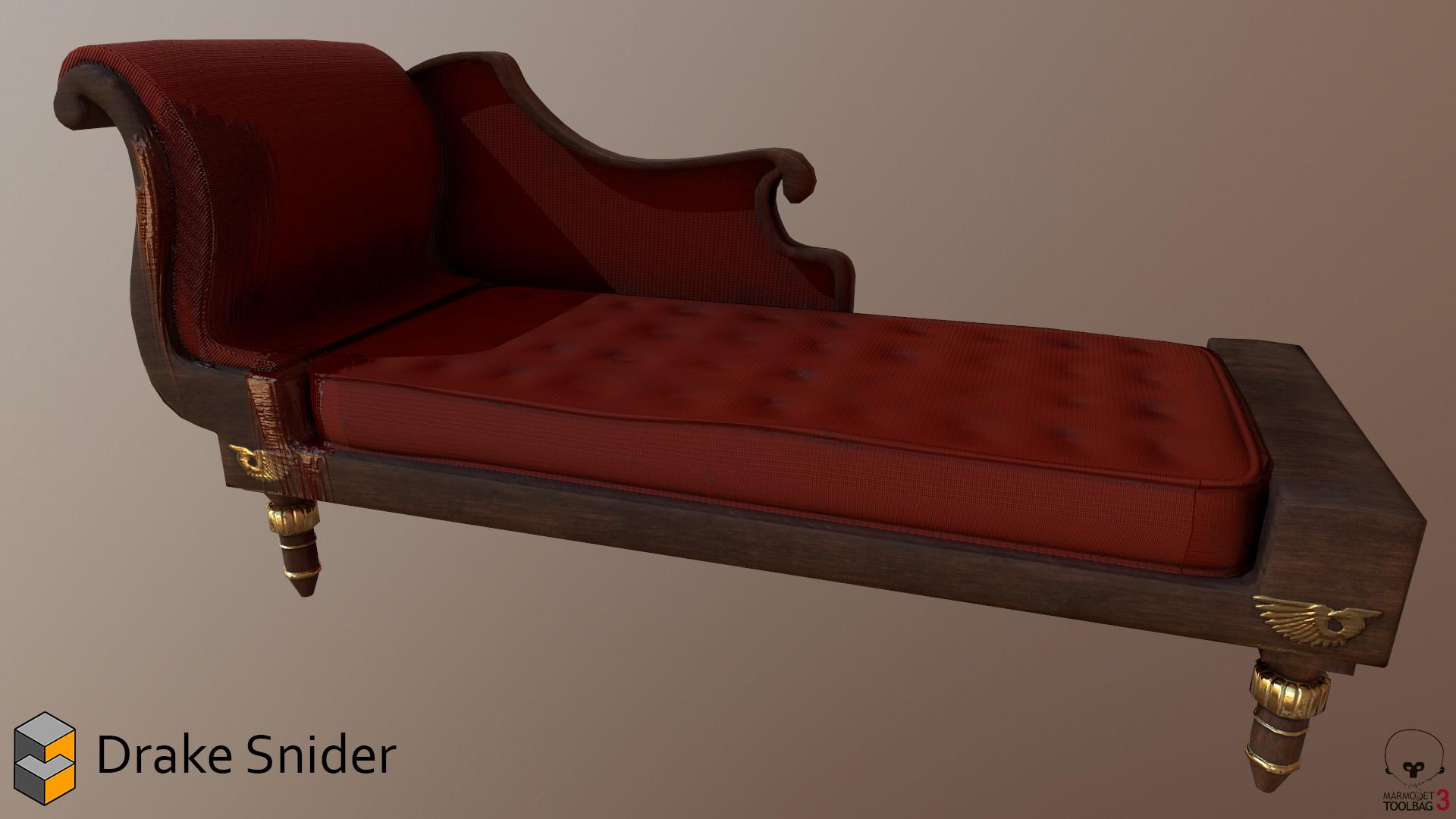 Drake snider drakesnider chair