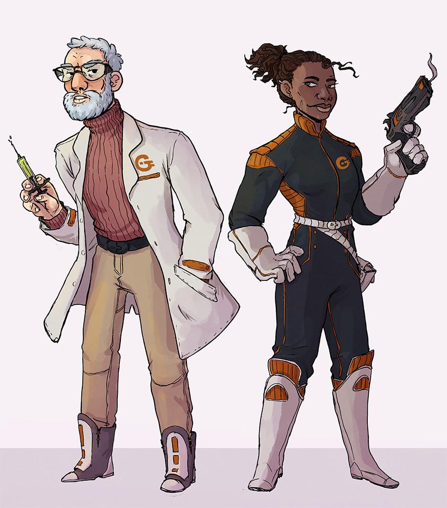 Hilbert & Lovelace