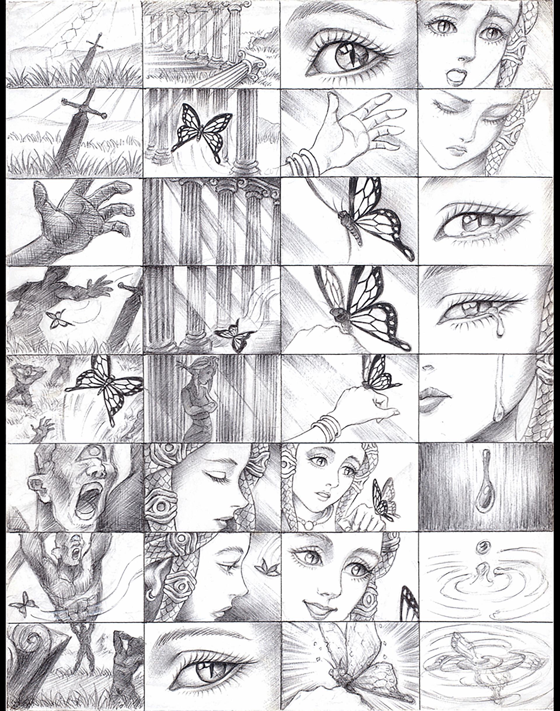 E lynx lin storyboard minna01