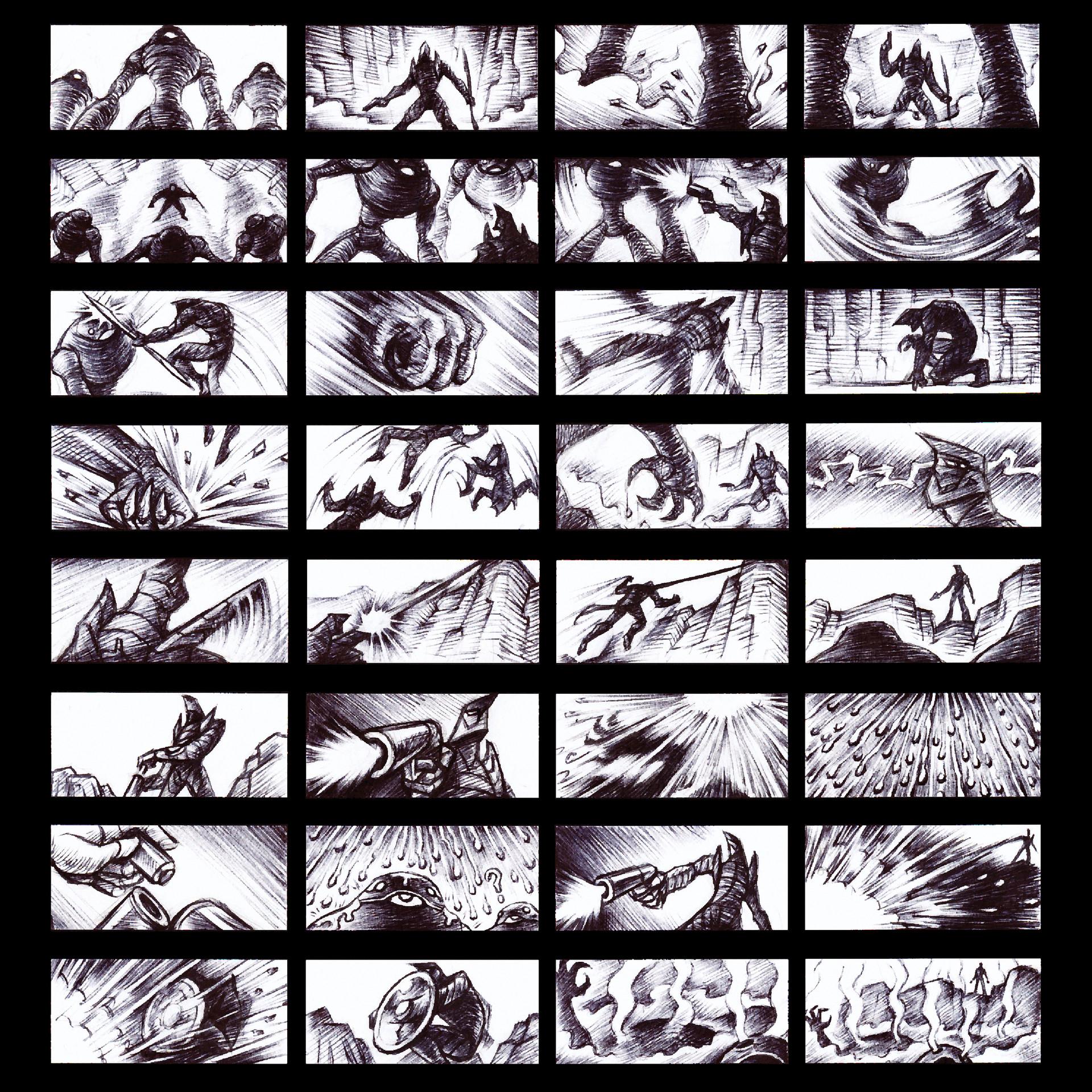 E lynx lin hinterland storyboard
