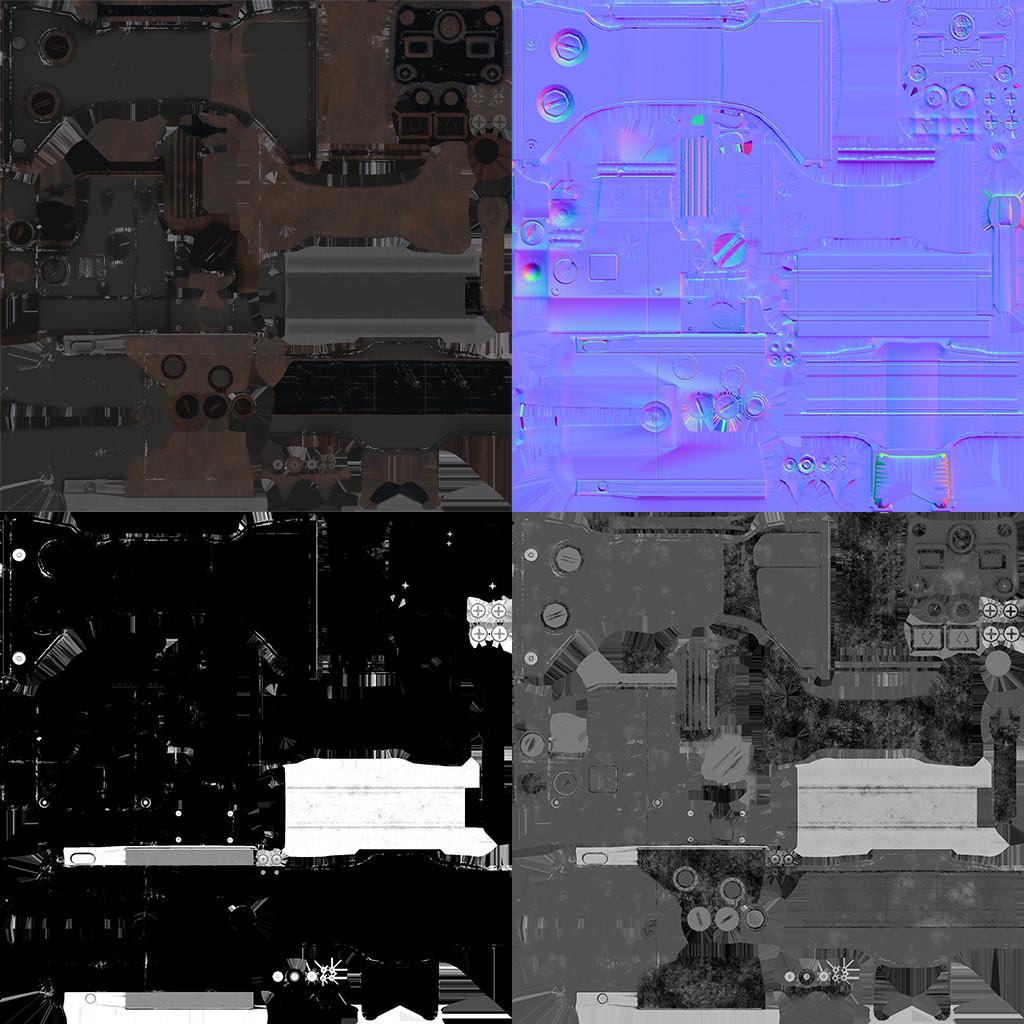 Eotech texture sheet