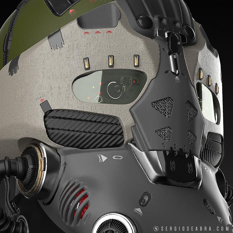 ROH_Rogue Operative Helmet
