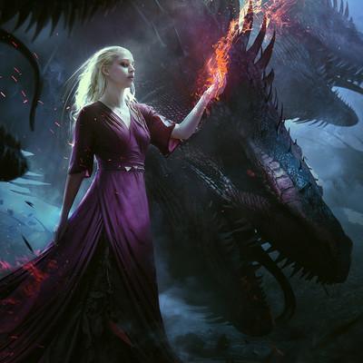 Soufiane idrassi dragon queen lowres