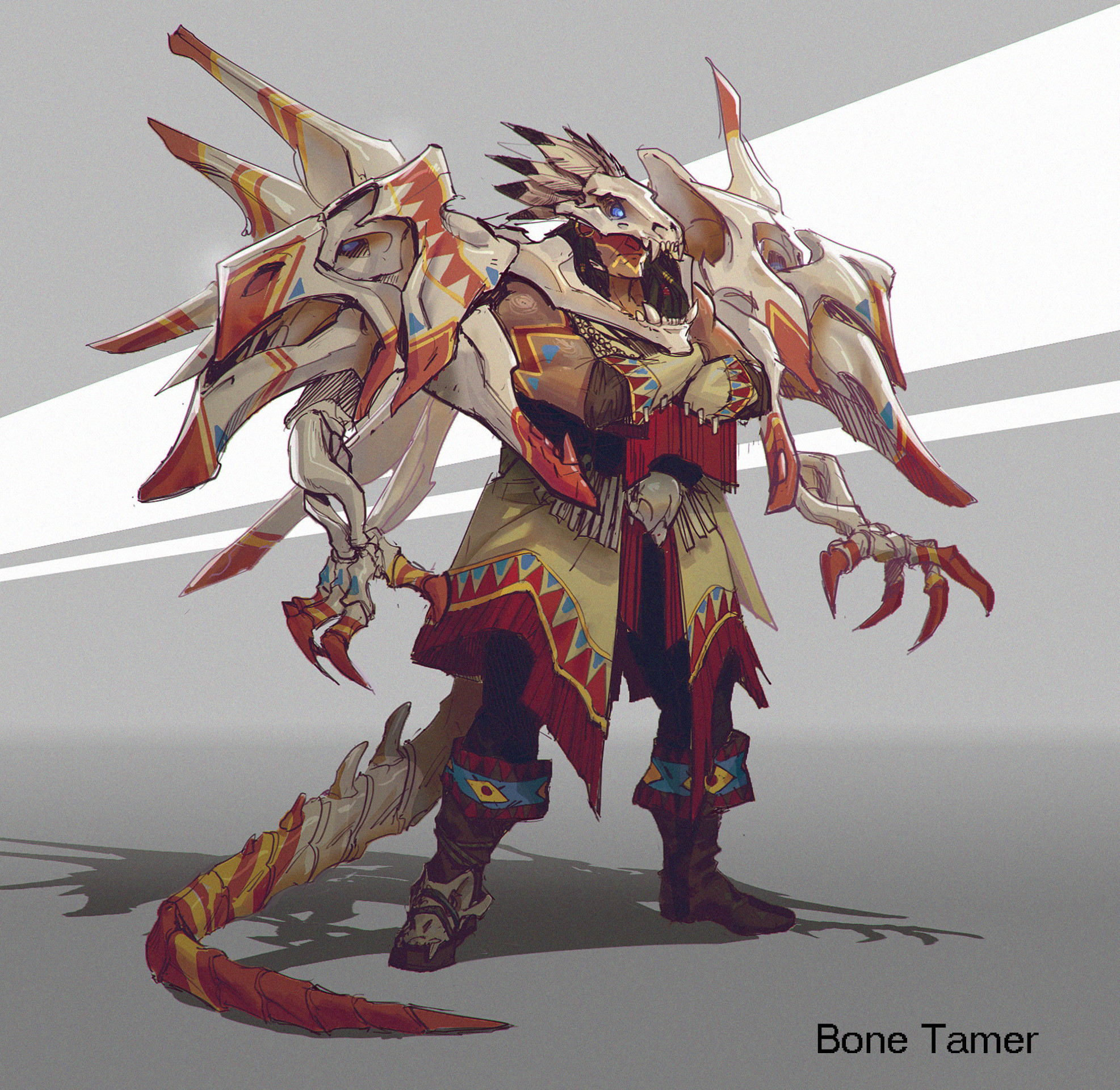 Bone Tamer