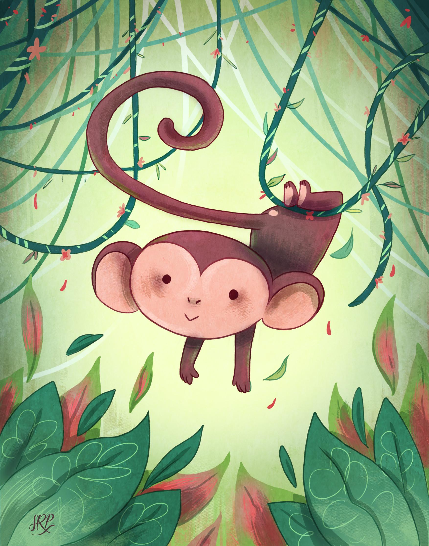 Sara ruiz prado monkey
