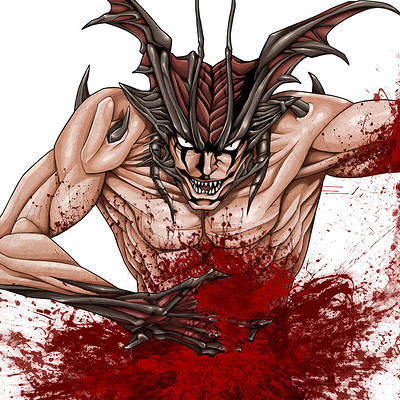 Fabrizio ricci devilman