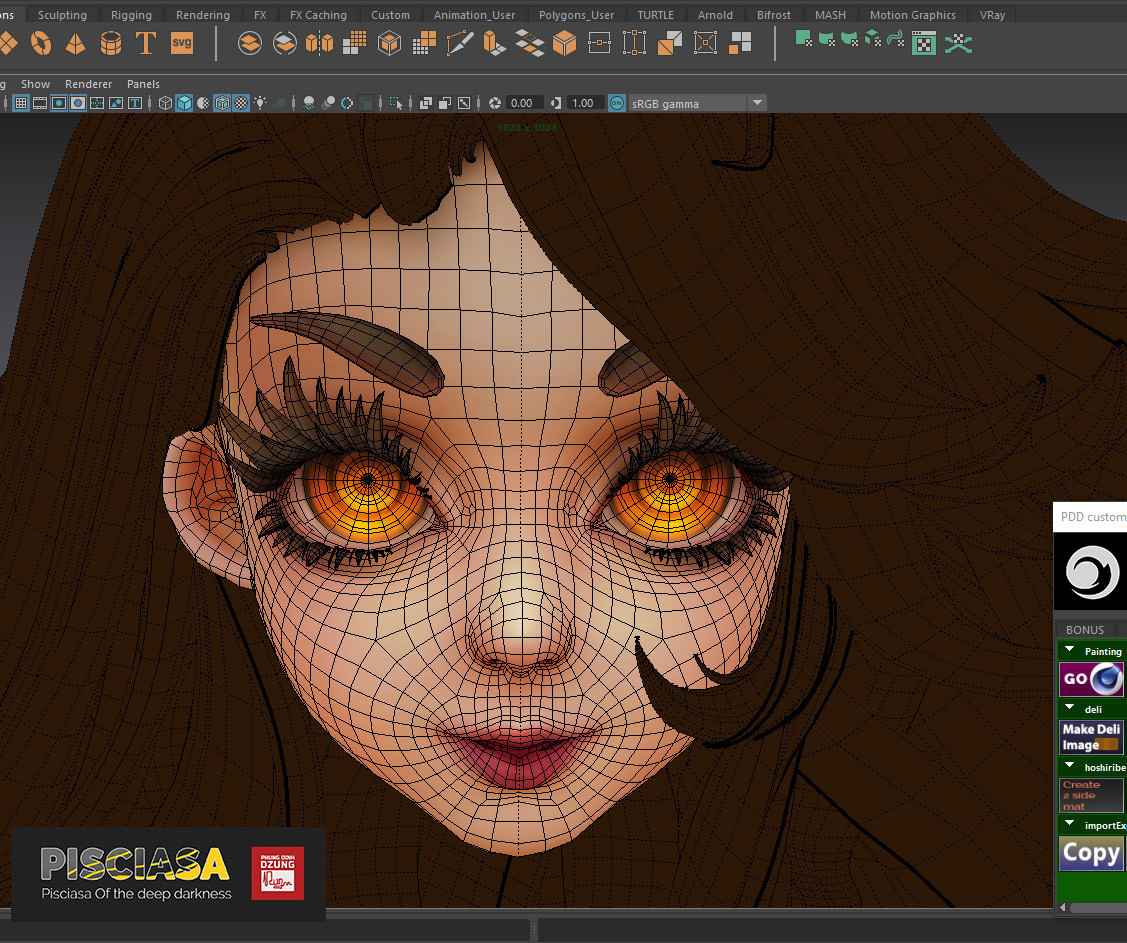 Dzung phung dinh 0face wip2