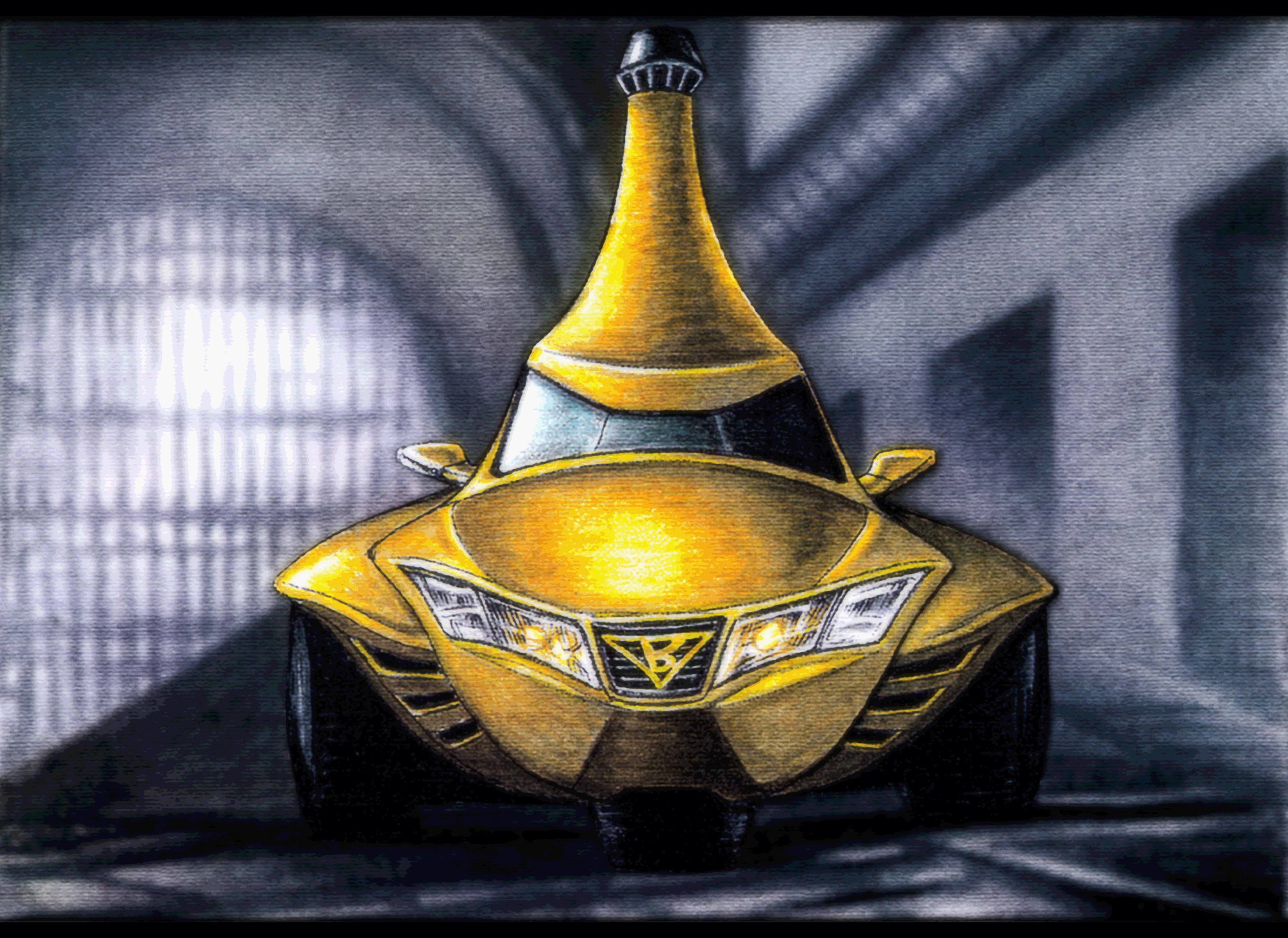 (1998) The Banana Mobile II