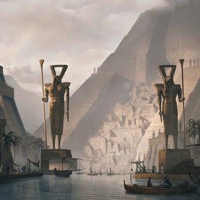 Kevin jick ancient pyramid 01a