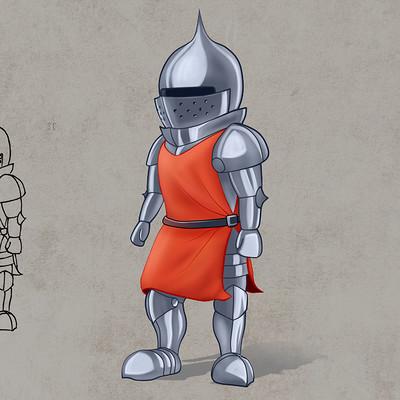 Ragnar plinkner 2017 10 10 knight concept 01