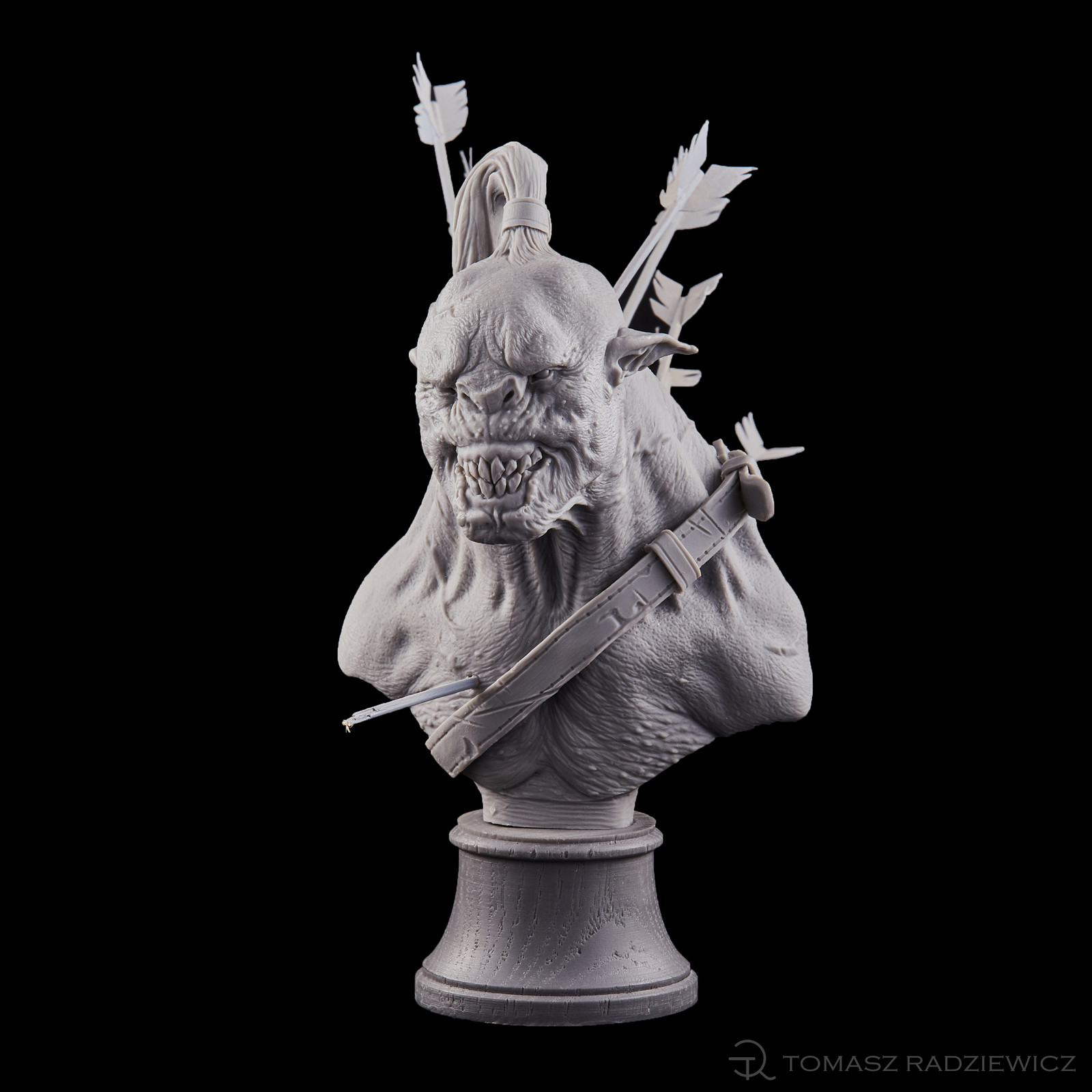 Orc/ cast resin