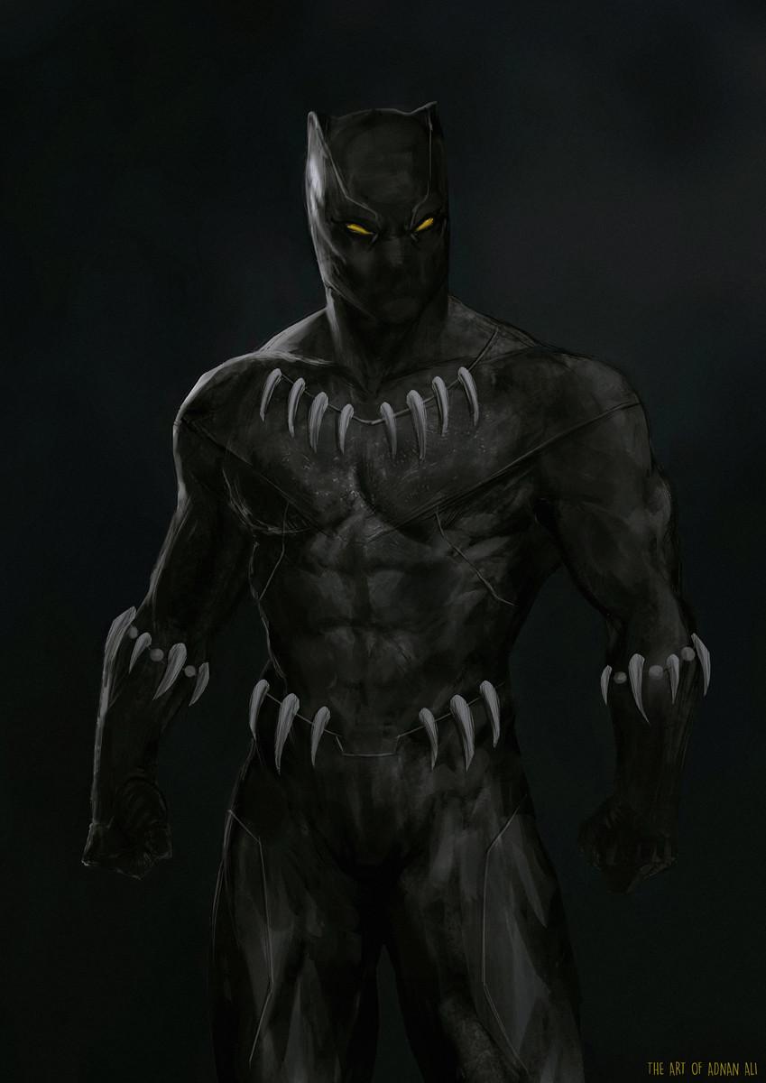 Adnan ali blackpanther