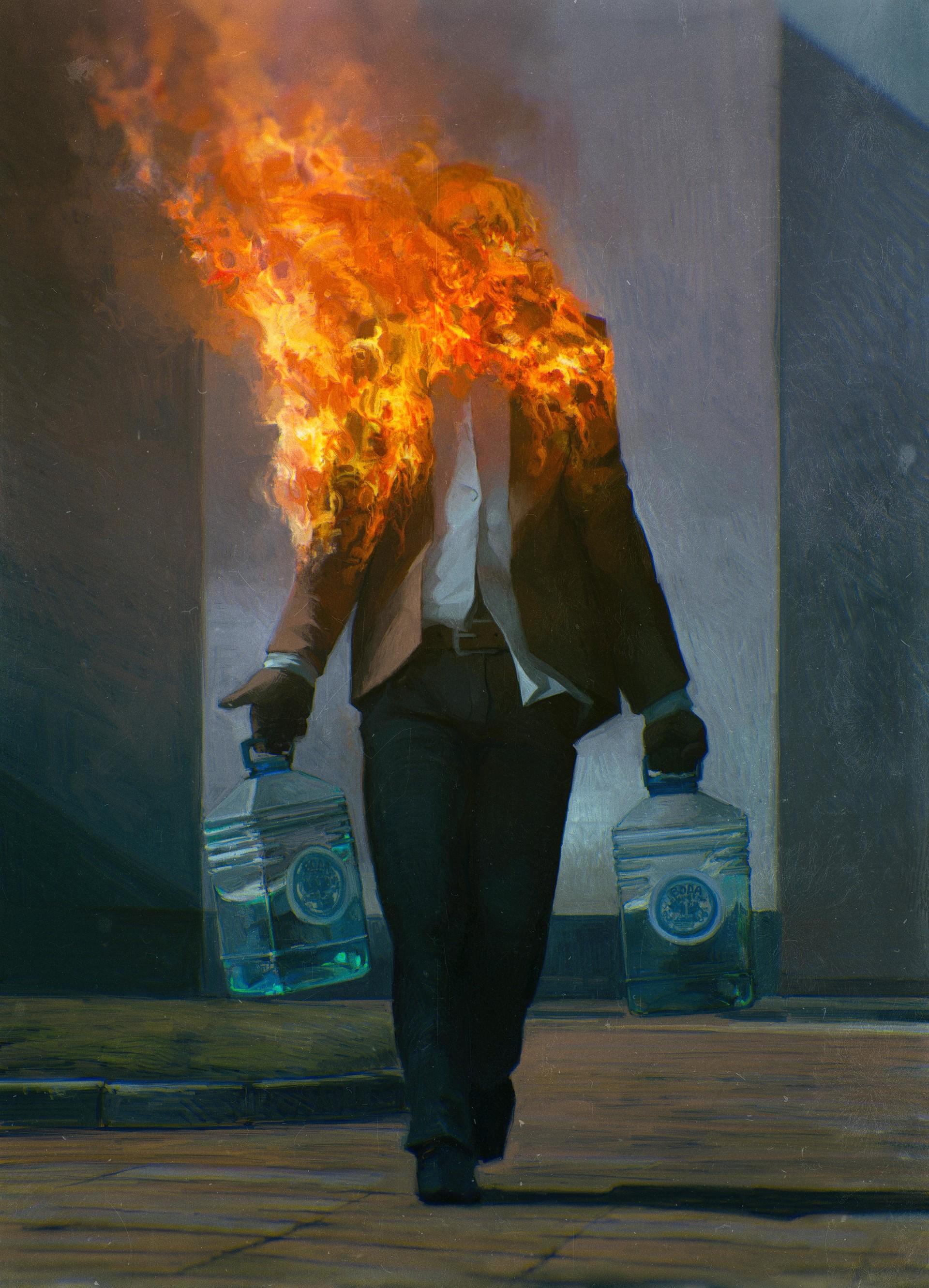 [Reflexion] Les oeuvres qui vous inspirent Eugene-korolev-fireman-hires