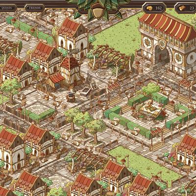 Sebastian wagner woodelves game concept ui
