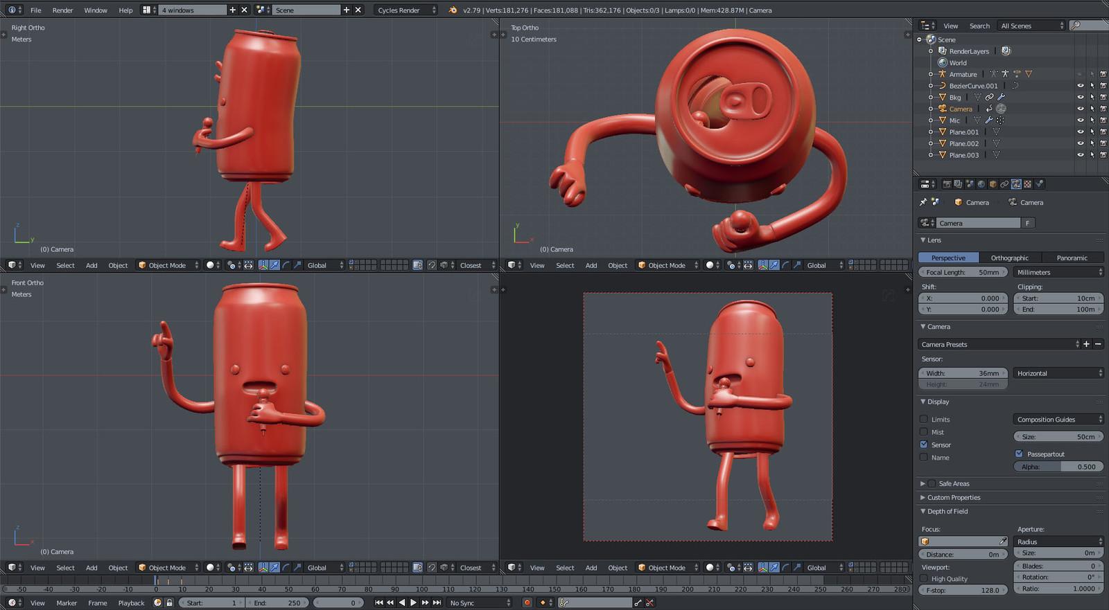 Spitting can; DA BOMB - screenshot 01