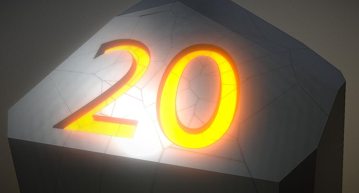 20k Milestone Thank You :)