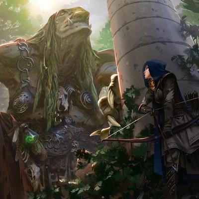 Magnus noren trollwitch