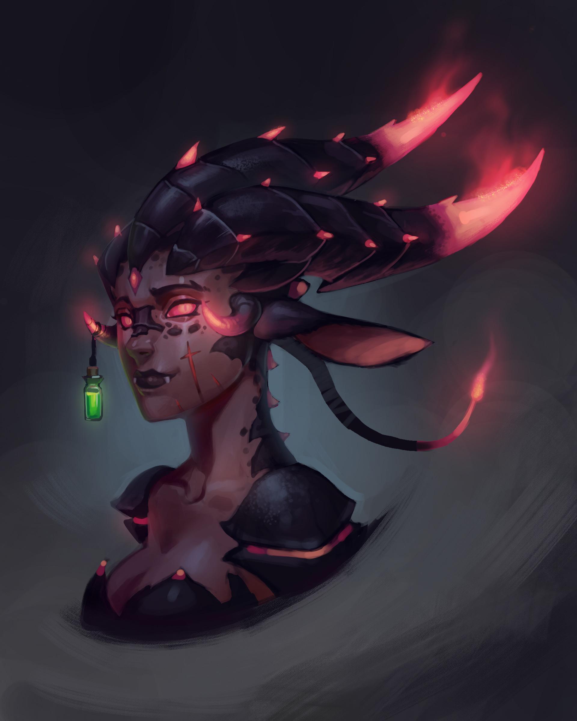 Demon Gal