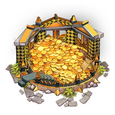 Kevuru games gold storage 12 3