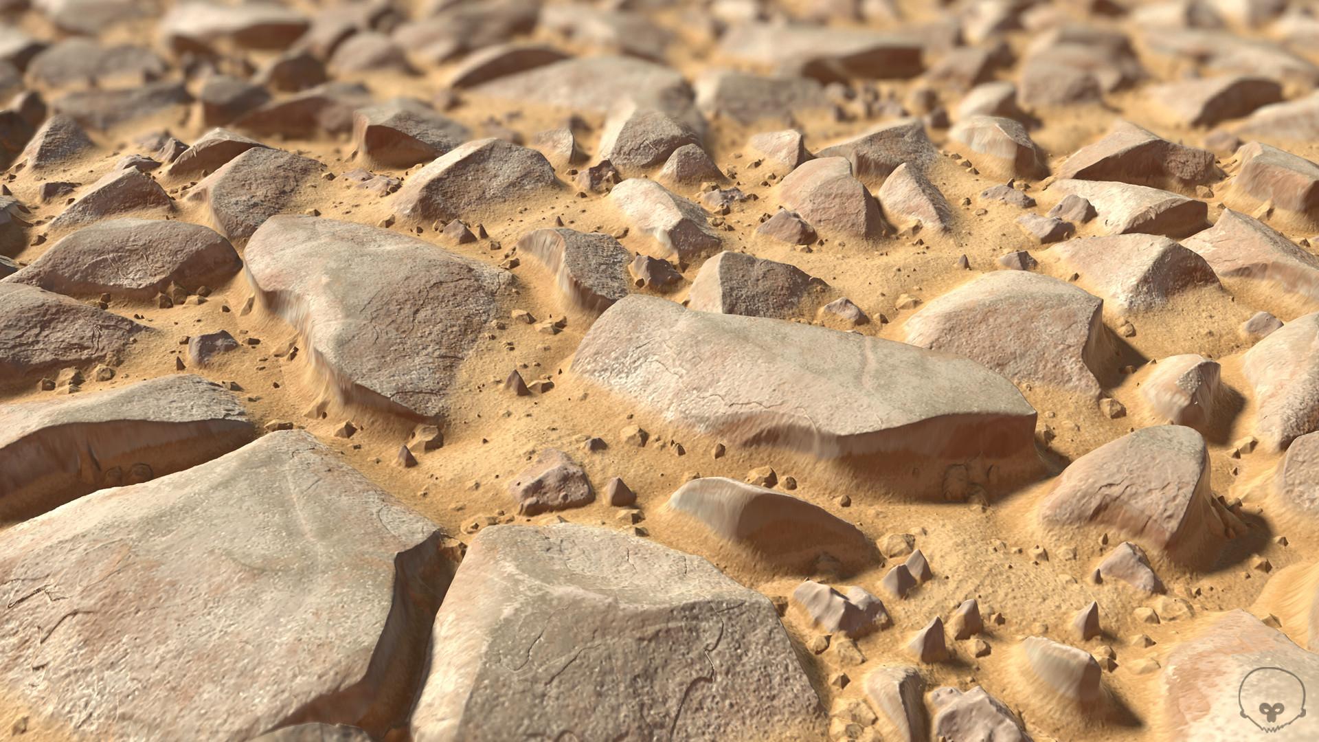 Kem yaralioglu desert rubble 03